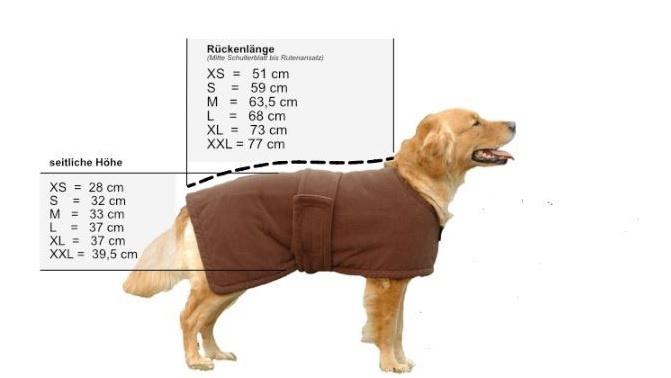 Warm up honden fleece cape jas | Hondenvesten en jassen