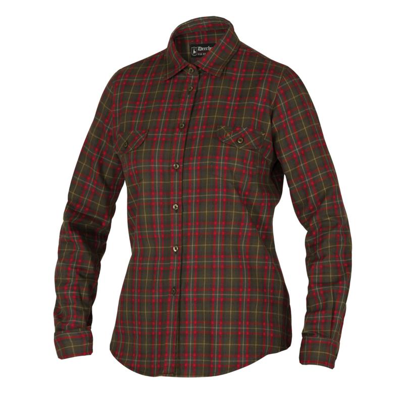 Deerhunter Lady Sophie shirt damesblouse