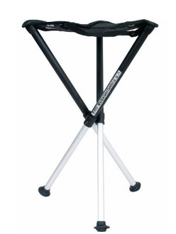 Walkstool Comfort 65cm 3-poot krukje aluminium