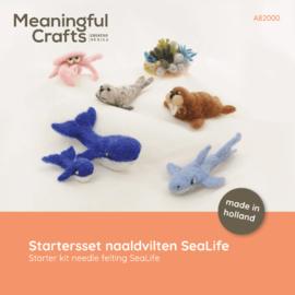 Startpakket Naaldvilten – Sealife