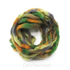 Meerkleurig wol | Herfstkleuren