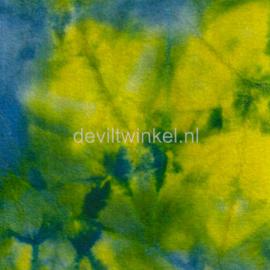 Sprookjesvilt Blauw-geel-groen (SV044)
