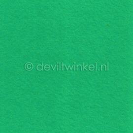 Wolvilt Groen - 45 bij 90 centimeter