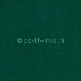 Wolvilt Smaragdgroen 20 bij 30 cm.