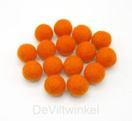 Wolkralen: Oranje 2,2 cm