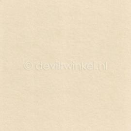 Wolvilt Licht Huid -  90 bij 100 cm
