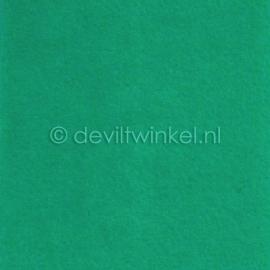 Wolvilt Mintgroen -  90 bij 100 cm