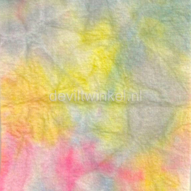 Sprookjesvilt Regenboog pastel (SV047)