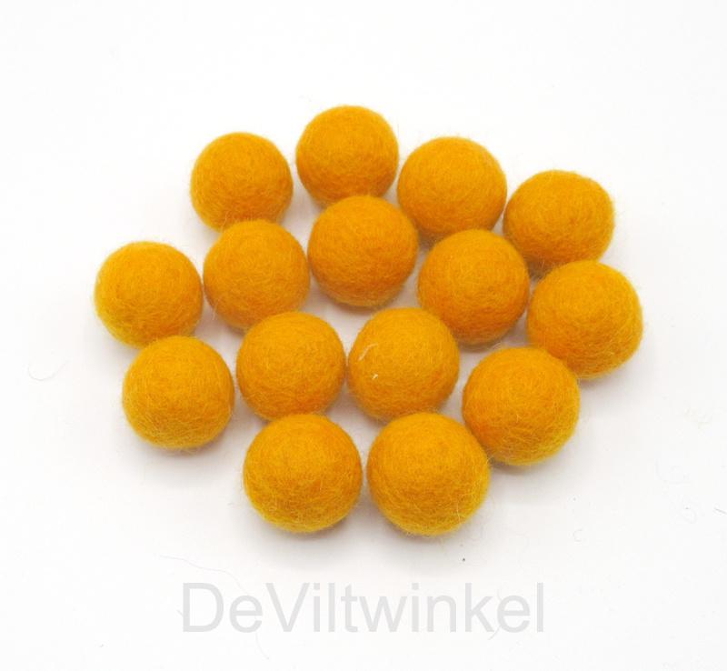 Wolkralen: Licht Oranje 2,2 cm