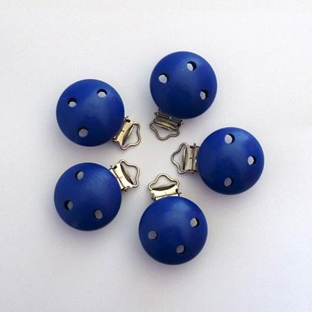 Speenclip Donker Blauw