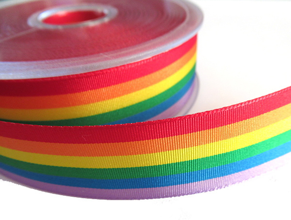 Regenboog lint, 25mm