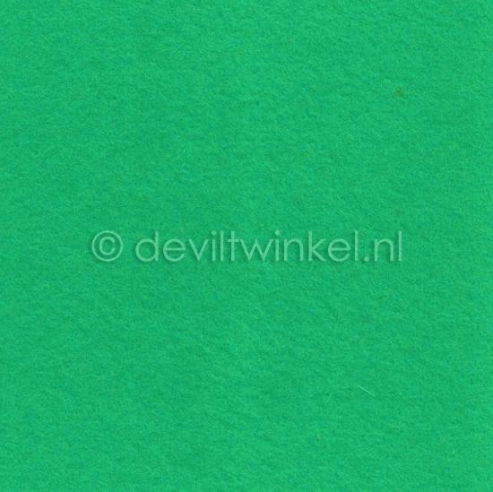 Wolvilt Groen 20 bij 30 cm