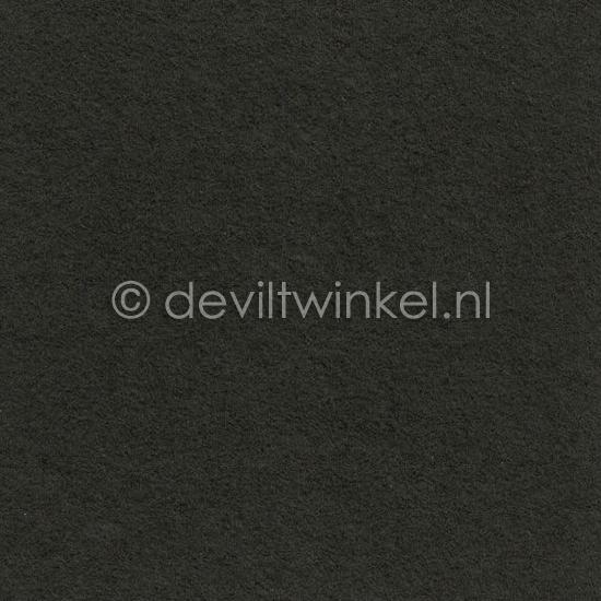 Wolvilt Donker Grijs - 45 bij 90 centimeter