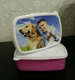 Lunchbox / boterham trommel