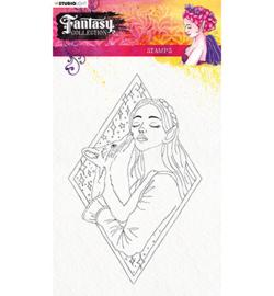 Stempel fairy nr441