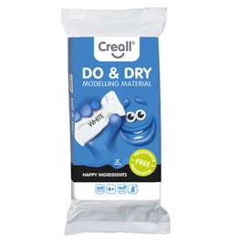 DO&DRY HAPPY INGREDIENTS clay, white