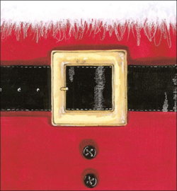 Santa's belt  nr. k 04
