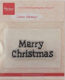 Kerst stempels