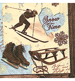 Snowtime W10