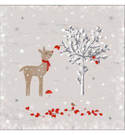 Sniffing Deer nr.k146