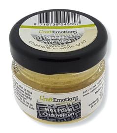 Wax pasta chameleon - witgoud 20ml