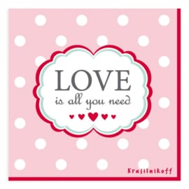 Love is all you need NR62