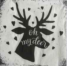 Oh my deer nr.k163