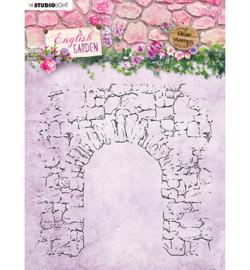 Stamp Background English Garden nr.434