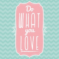Do what you love NR63