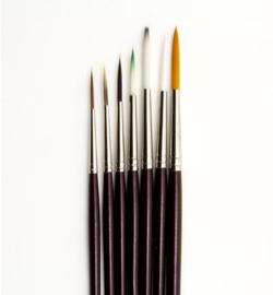 Artist Brush Set (7x liner)