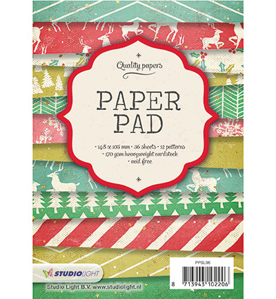 Paper Pad Bloknr.120