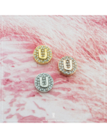 Imotionals Crystal Letter U