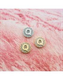 Imotionals Crystal Letter Q