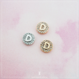 Imotionals Crystal Letter D
