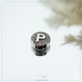 Imotionals Crystal Letter P