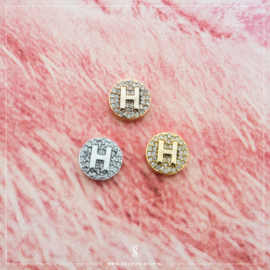 Imotionals Crystal Letter H