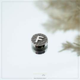 Imotionals Crystal Letter F