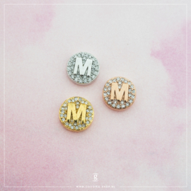 Imotionals Crystal Letter M