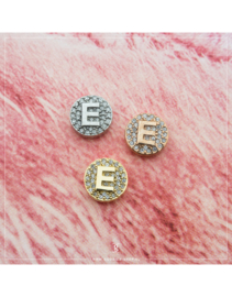 Imotionals Crystal Letter E