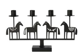 Bengt & Lotta kandelaar Horse parade
