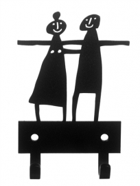 Bengt & Lotta Hanger Couple