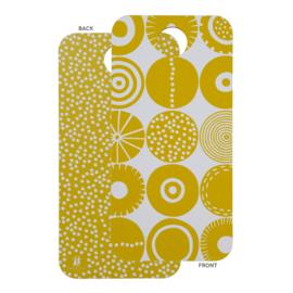 Snijplank Candy geel, 40x20cm