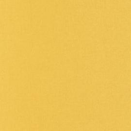 GEEL LINNENLOOK BEHANG - Caselio Linen 68522015