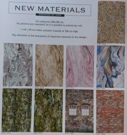 KENSINGTON PURPLE FOTOBEHANG - Behangexpresse New Materials INK7053