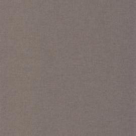 BRUIN/GOUD LINNENLOOK BEHANG - Caselio Linen 68529731