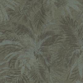 PALMBLADEREN BEHANG - Rasch Textil ABACA 229102