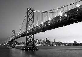 Fotobehang 00134 San Francisco Skyline