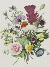 FLOWER BUCKET 8003 FOTOBEHANG - Dutch Painted Memories