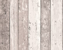 STEIGERHOUT BEHANG - AS Création Best of Wood'n Stone 855053