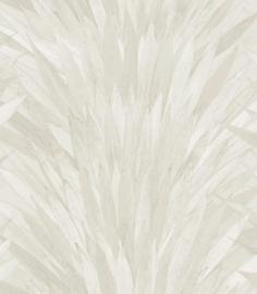 WARM GRIJZE PANDANBLADEREN BEHANG - ARTE Selva ABANICO 34002